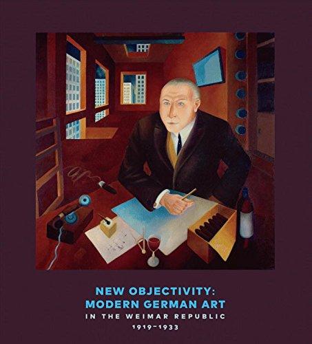 1933 Fine Art (New Objectivity: Modern German Art in the Weimar Republic 1919-1933)