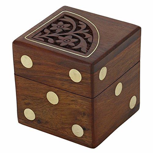 Prisha India migliore qualità unico realizzato artigianalmente in legno Game