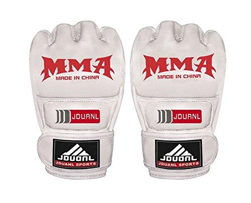 Erwachsene Kämpfen Halbfingerhandschuhe -UFC Boxhandschuhe - Handschuhe MMA