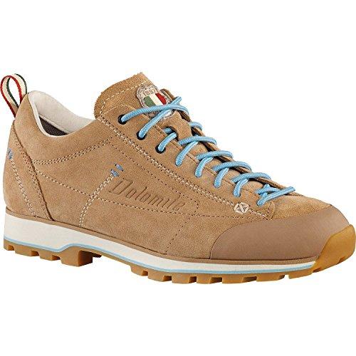 Dolomite Cinquantaquattro Low W Leather Light Blue 40.5 Light Herren Schuhe