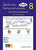 Lecturas comprensivas 8 - Leo Textos II Editorial GEU