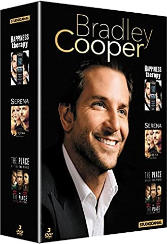 Bradley Cooper : Happiness Therapy + Serena + The Place Beyond