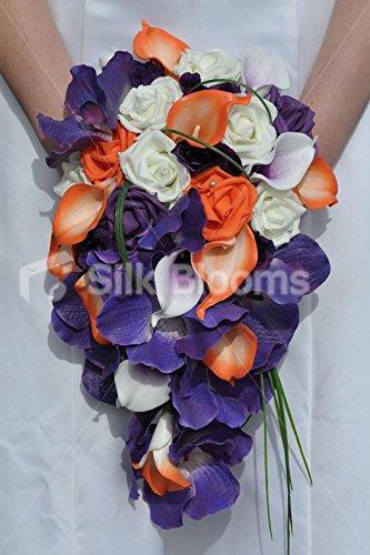 tropical-naranja-calla-lily-morado-vermeer-lily-y-diseno-de-ramo-de-flores-de-orquidea-vanda-w-disen
