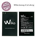 ORIGINAL Batterie Wiko 2000 mAh 7,6 Wh 3,8V Type 3702 pour Wiko Lenny 3 et Jerry