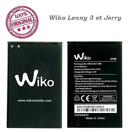 FlexiPhone Batería Original Wiko 2000mAh 7