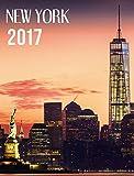 YVON Agenda 2017 New York à rabat aimanté...