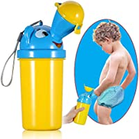 onedone orinal urinario portátil de bebé. WC de emergencia para Camping Coche Viajes y enseñar a niños a hacer pipí.