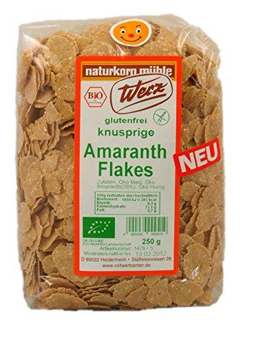 Amaranth-Flakes glutenfrei (250 g)
