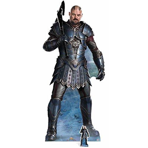 Bebegavroche Figurine en Carton Skurge Thor Ragnarok Marvel