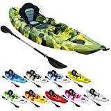 Best Kayaks - Bluewave Single Sit On Top Fishing Kayak | Review