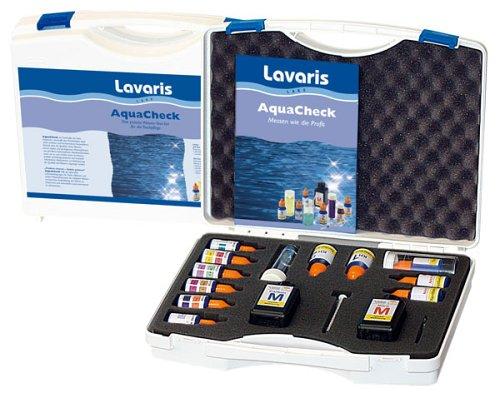 Lavaris Lake AquaCheck®-Koffer Messen wie die Profis
