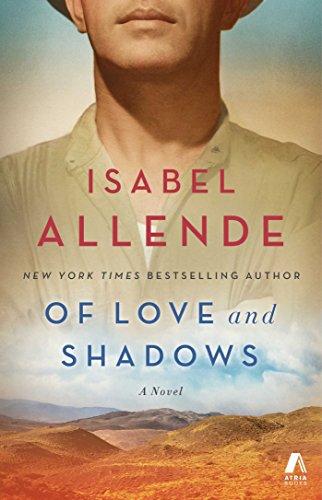 Of Love and Shadows: A Novel (English Edition)