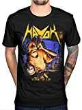 Official Havok Time is Up T-Shirt Candlelight Records Trash Metal