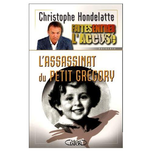 ASSASSINAT DU PETIT GREGORY