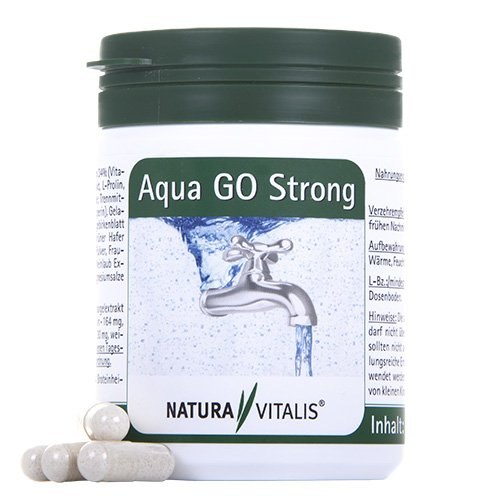 Aqua GO Strong - 120 Kapseln