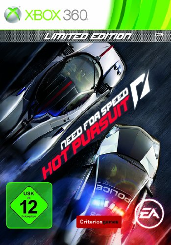 Need for Speed: Hot Pursuit - Limited Edition (Xbox Für Spiele 360 Speed For Need)