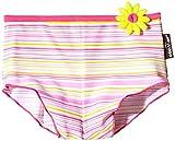 eleMar Mädchen Badehose, Pink-Gelb-Bunt, 74, 4-366-10A