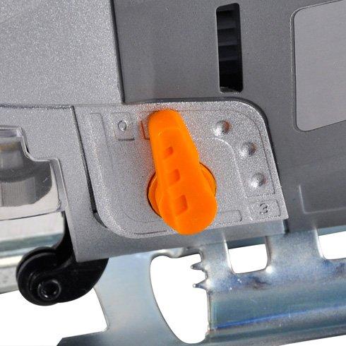 710 Watt Stichsäge Laser Pendulhub Schnellblätterwechsel - 5