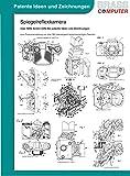 Spiegelreflexkamera, über 5000 Seiten (DIN A4) patente Ideen und Zeichnungen