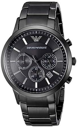 unbekannt ar2453 wrist watch stainless steel strap. Black Bedroom Furniture Sets. Home Design Ideas
