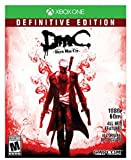 DMC Devil May Cry: Definitive Edition - Xbox One by Capcom