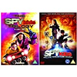 The Complete Spy Kids DVD Movie Collection: Part 1, Part 2, Part 3 and Part 4 Extras