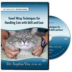 Towel Wrap Techniques for Handling Cats with Skill and Ease (Low Stress Handling Seminar)