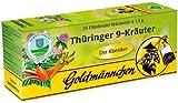 Goldmännchen-Tee 9- Kräutertee