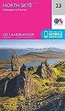 Landranger (23) North Skye, Dunvegan & Portree (OS Landranger Map)