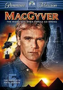 Macgyver: Complete Fifth Season [DVD] [Region 1] [US Import] [NTSC]