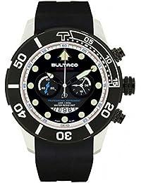 Hombres del reloj Bultaco h1al48C-ib2-s (48mm)