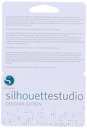 Preisvergleich Produktbild Silhouette America SILH-STUDIO-DE-3T Studio Designer Edition Upgrade