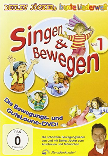 Detlev Jöcker - Singen & Bewegen - Jocker Licht