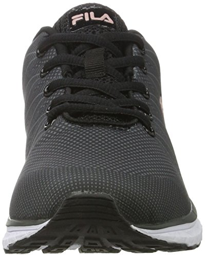 Fila Damen Women Base Affair Low Wmn Sneaker Grau (Dark Shadow)