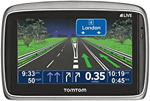 tomtom go 550 live uk roi satellite navigation system. Black Bedroom Furniture Sets. Home Design Ideas