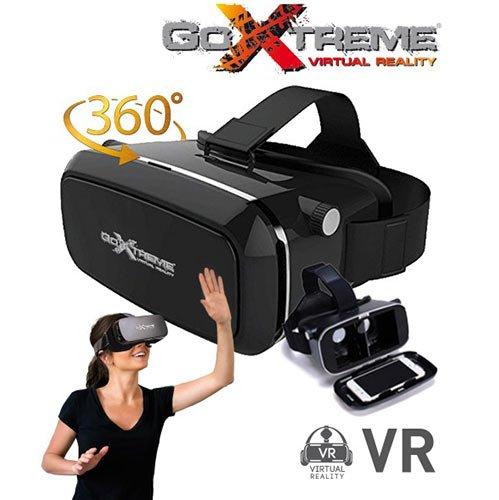 Easypix 55231Easypix GoXtreme VR Headset lunettes de réalité virtuelle
