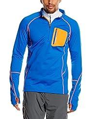 Peak Mountain Camiseta Técnica Cerun Azul L