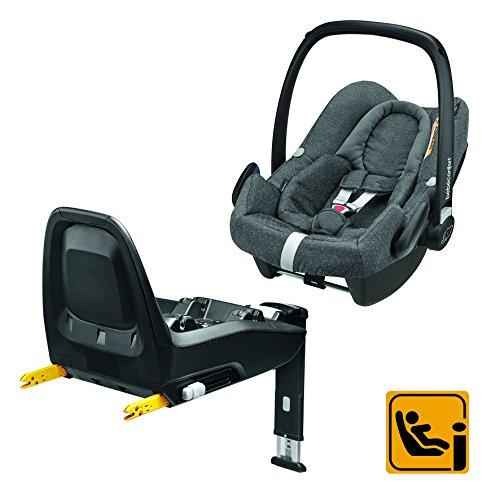 Bébé Confort Pack Siège auto Cosi Rock i-Size (45-75cm) + base FamilyFix i-Size ISOFIX ultra...