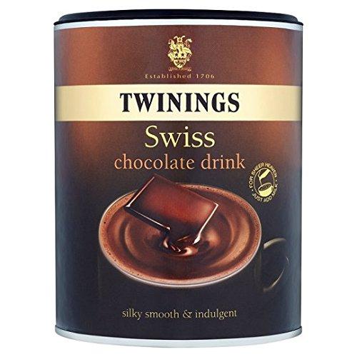 Twinings Swiss Hot Chocolate 350g - Trinkschokolade der Premiumklasse