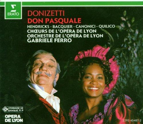Donizetti - Don Pasquale [Import anglais]