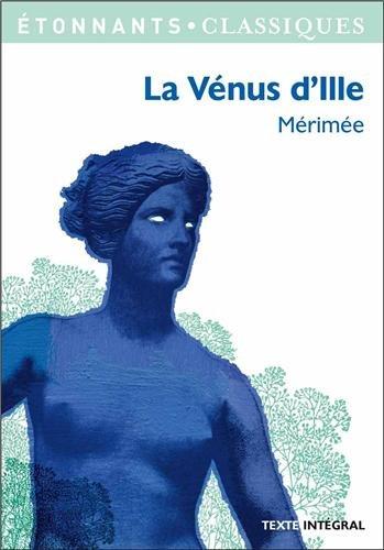 La Vénus d'Ille par Prosper Merimee