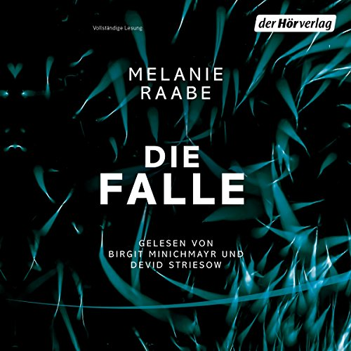 Buchseite und Rezensionen zu 'Die Falle' von Melanie Raabe