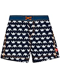 Lässig Splash & Fun Baby Board Shorts / Baby Badeshorts / UV-Schutz 50+ boys