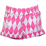 Lil Poppets Torn Rugged Shorts for girls