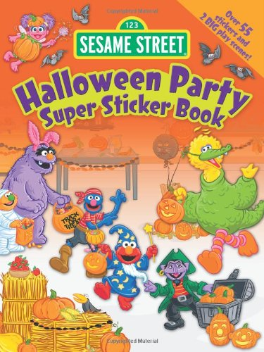 een Party Super Sticker Book ()
