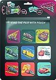 Memory Cars 3: 36 Karten und verschließbare Tasche