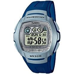 Casio Collection Herren-Armbanduhr Digital Quarz W-210-2AVES