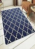 #6: Saral Home Luxurious Soft Touch Microfiber Floor Carpet 4X6ft (120X180 cm)