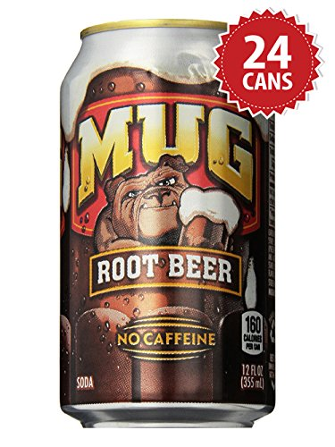 MUG Root Beer - US Import! (24 Dosen x 355ml)