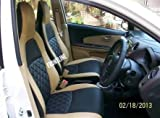 #8: FRONTLINE PU Leather Car Seat Cover For Tata Nano